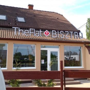 The Flat Bisztró étterem Debrecen balmazújvárosi út 1