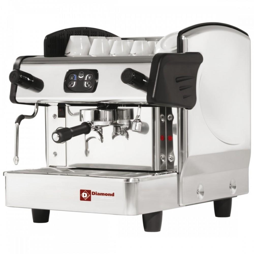 Félautomata egykaros kávégép